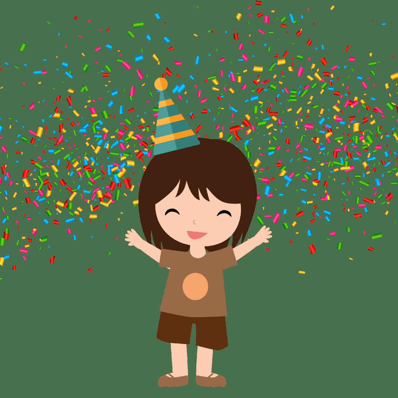 Celebrar aniversario
